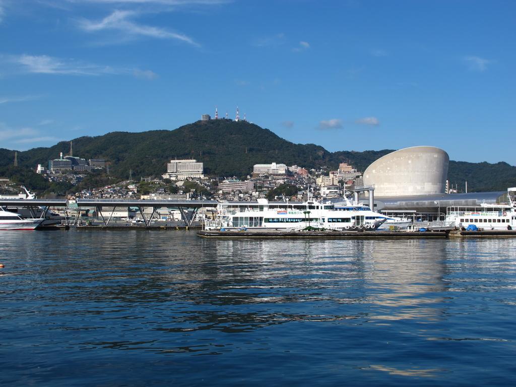 【Day 3】Nagasaki Port -1