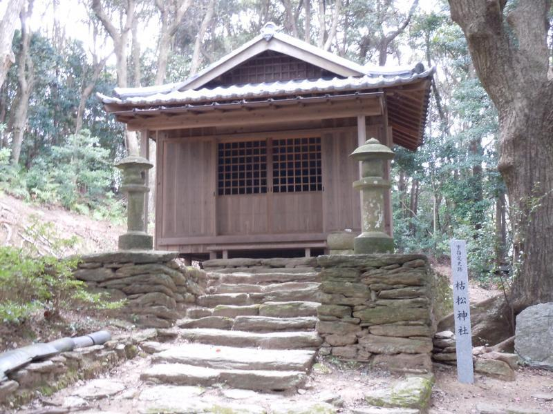 Karematsu Shrine-1