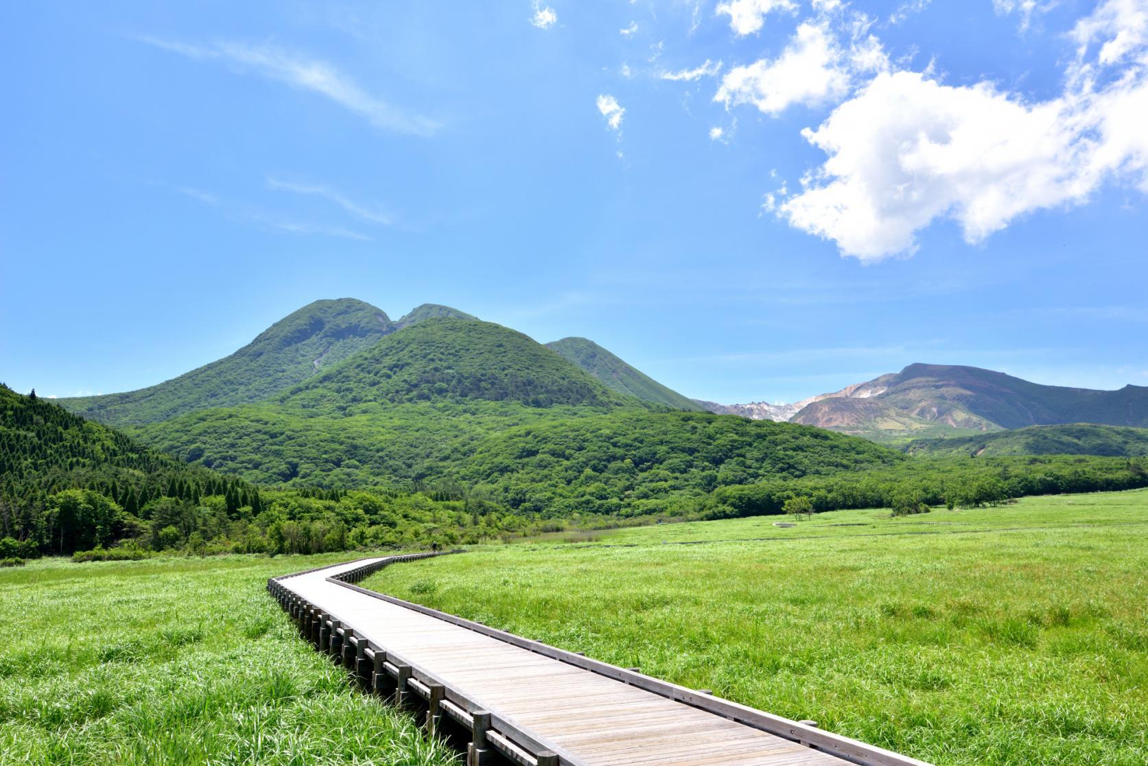 【第1天】九重連山(登山)-1