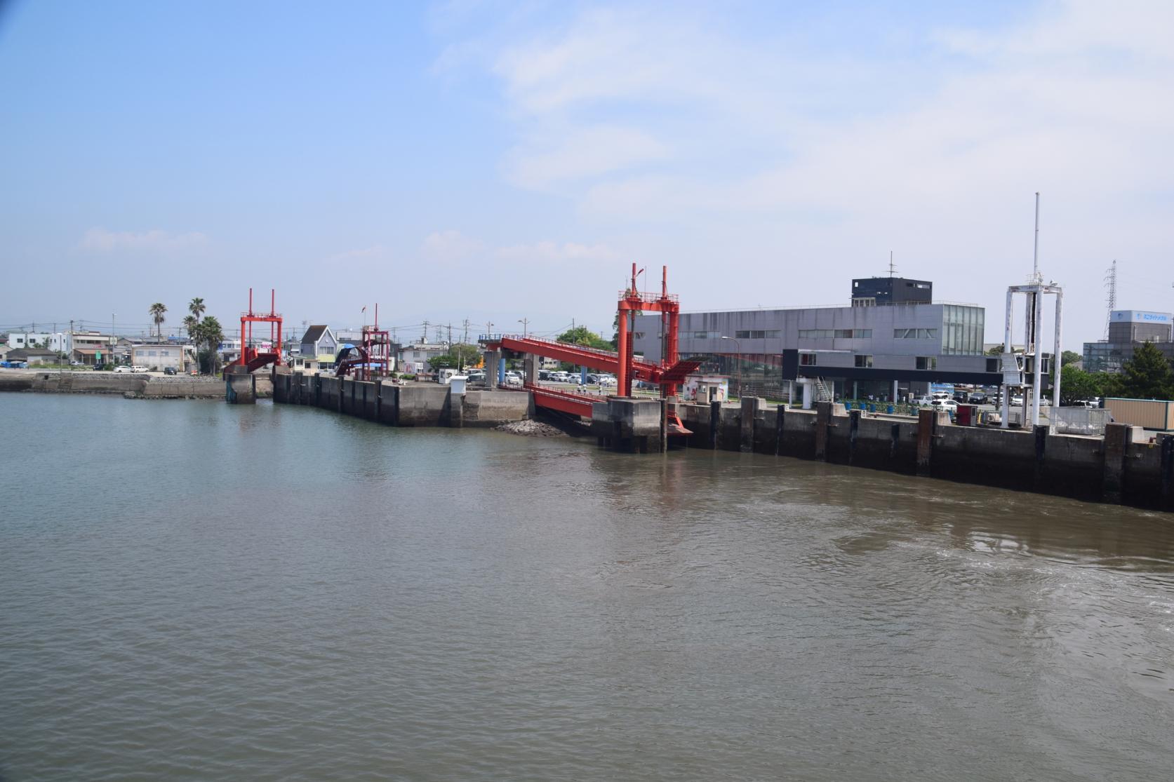 【第2天】長州港-1