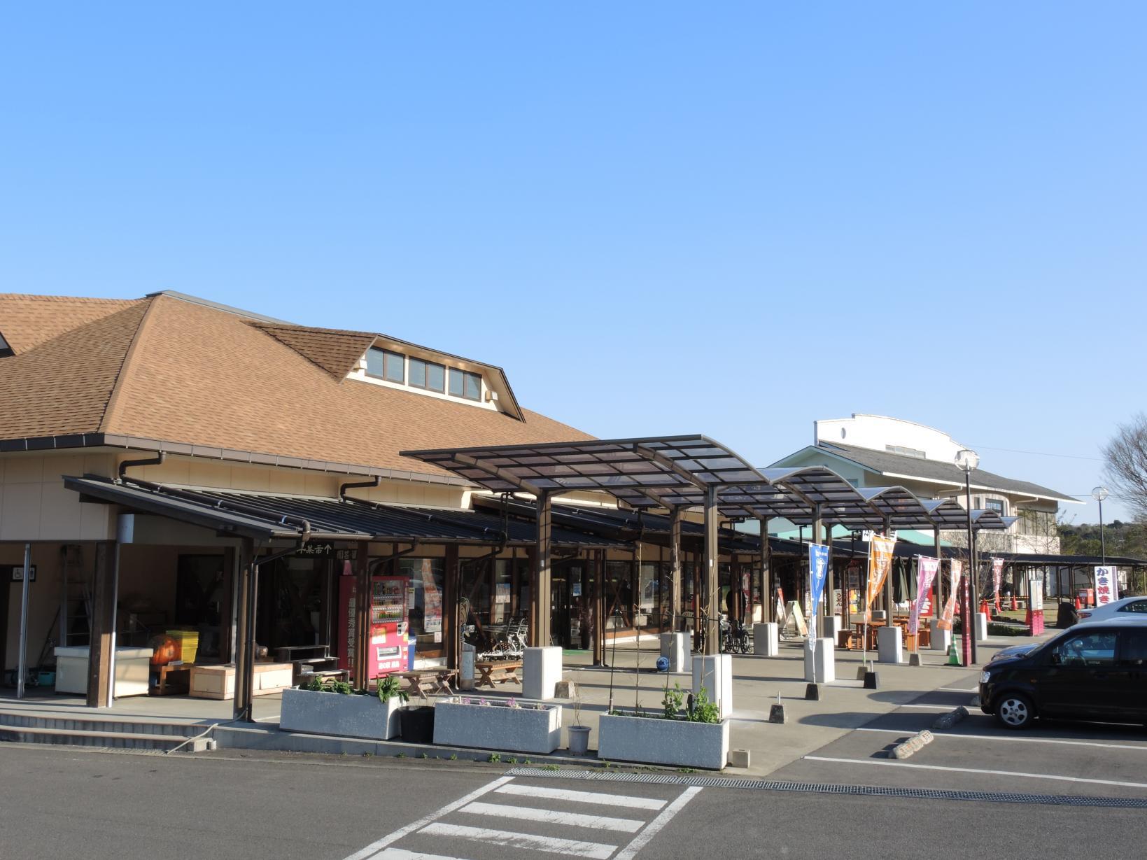 【Day 2】Roadside Station Kashima-1