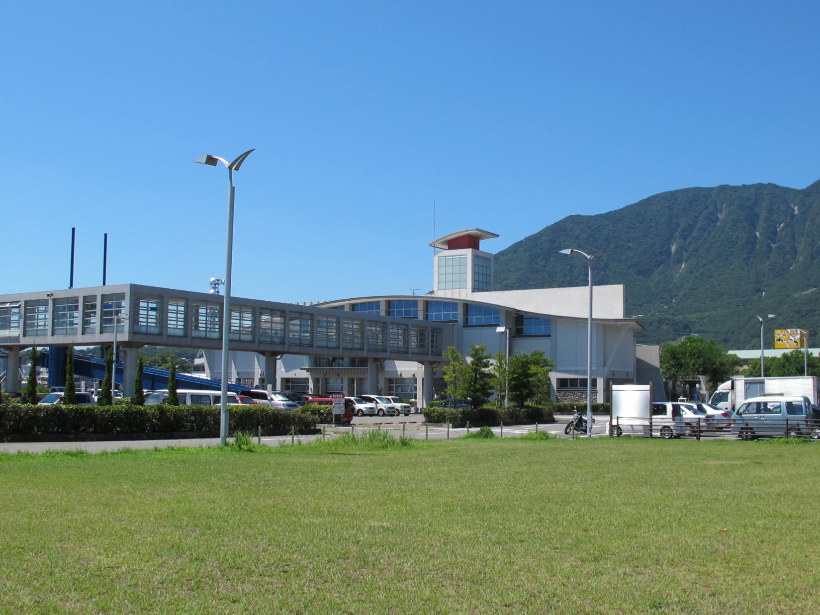【Day 3】Shimabara Port-1
