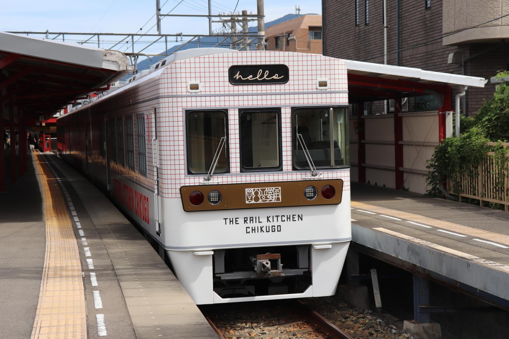 【Day 3】THE RAIL KITCHEN CHIKUGO-1