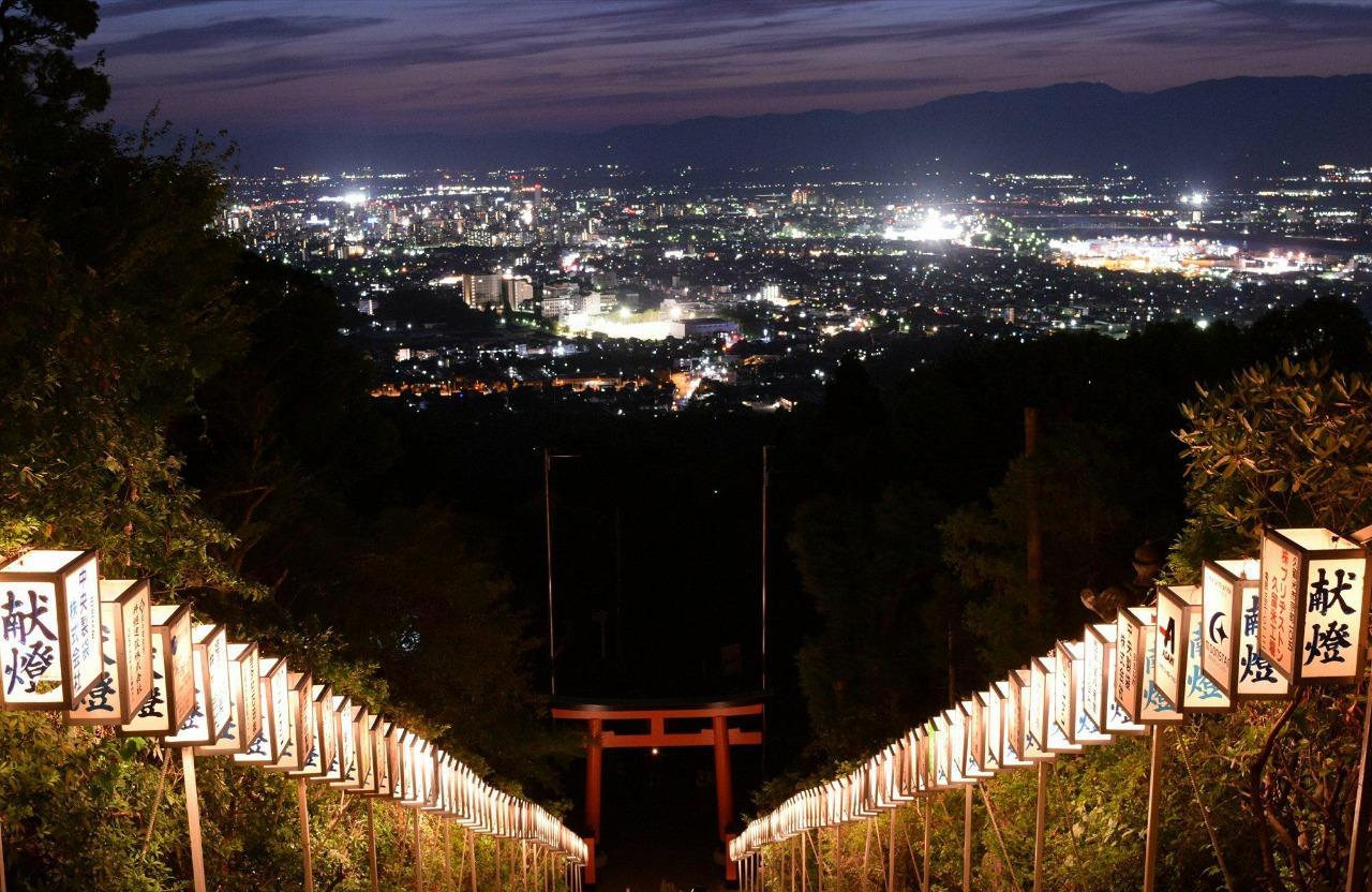 【Day 4】Kora Taisha Shrine-1