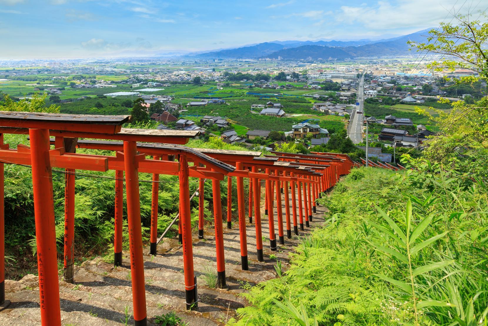 【Day 5】Ukiha Inari Shrine-1