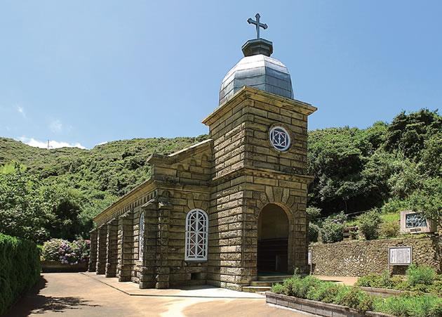 Kashiragashima Church-1