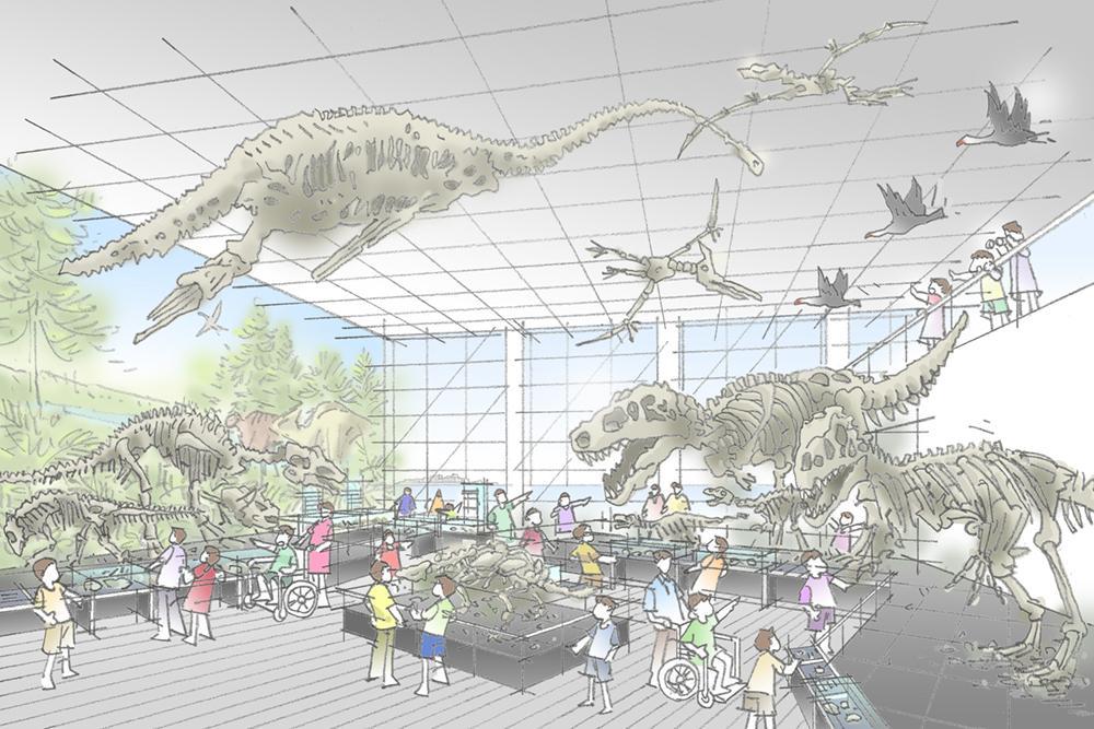 長崎市恐竜博物館-1
