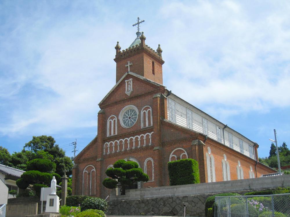 黒島天主堂-1