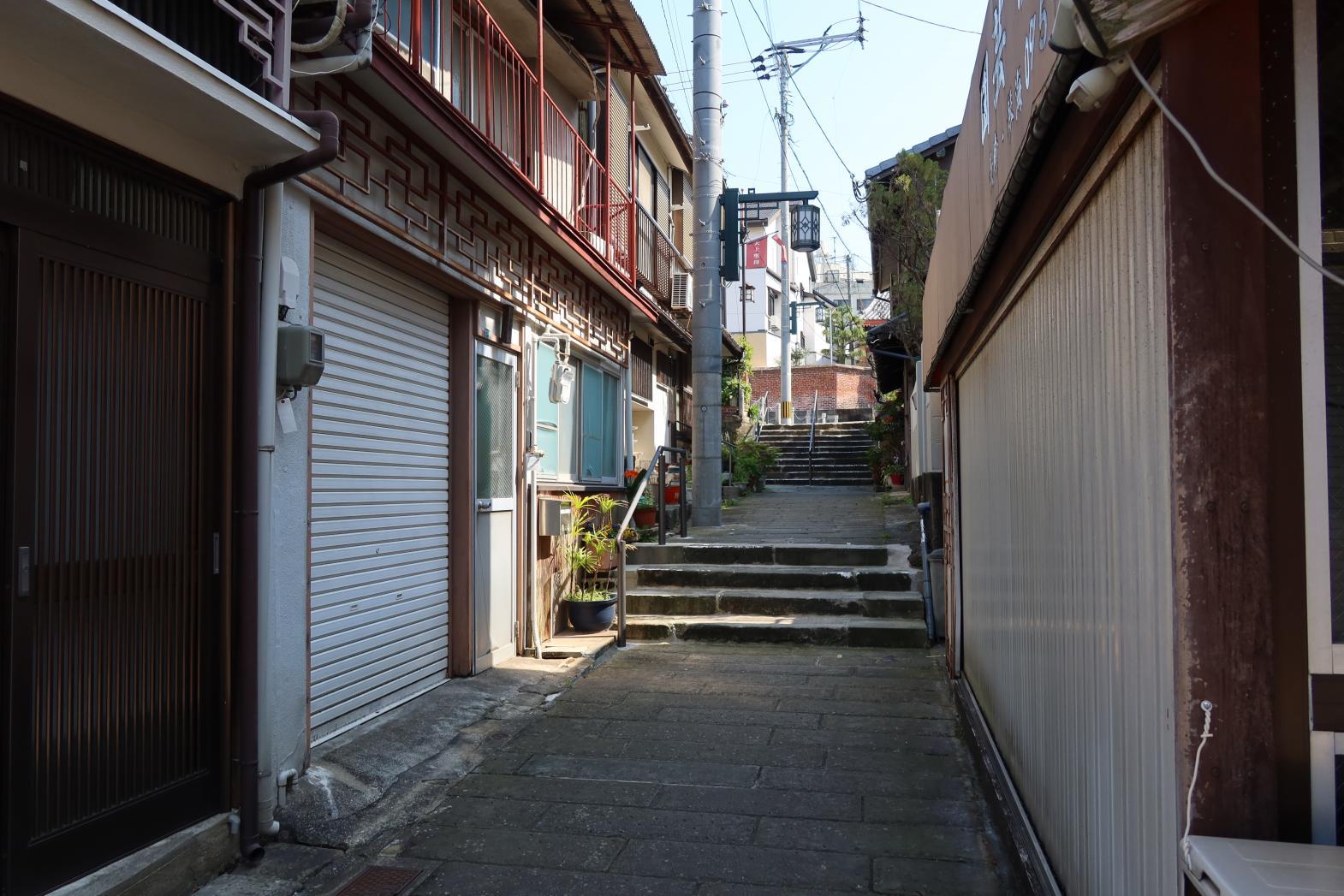 館内町(長崎市)-1