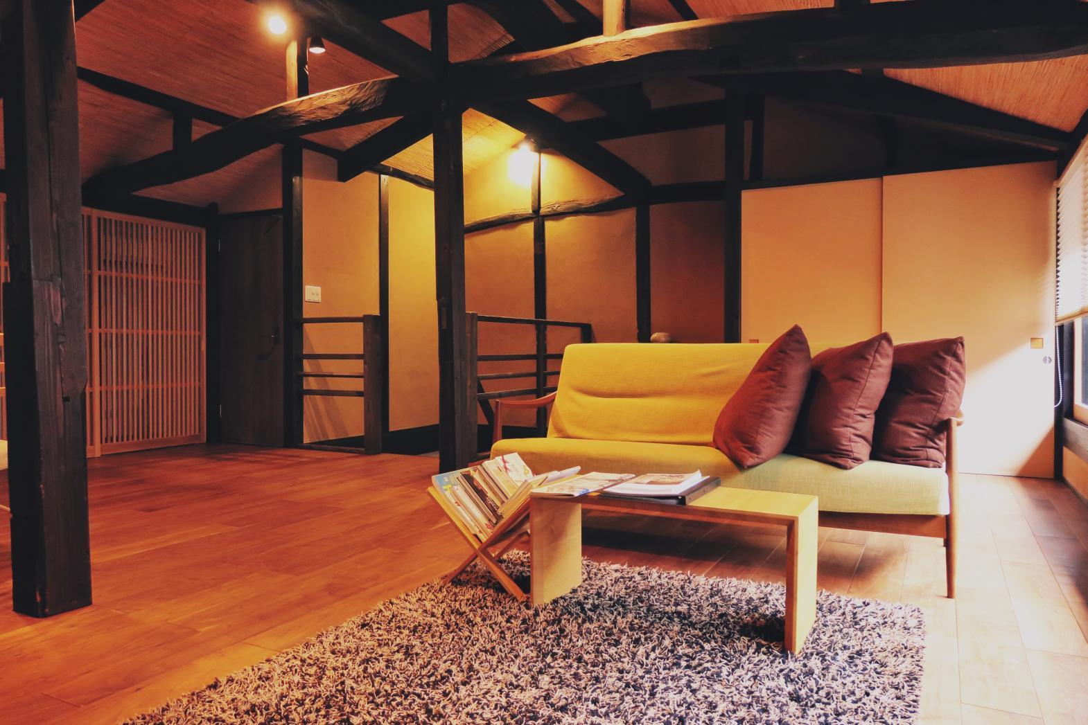 小値賀島内で宿泊-1
