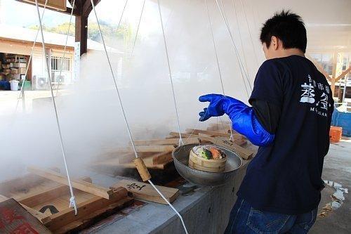 【2日目】海鮮市場 蒸し釜や-1