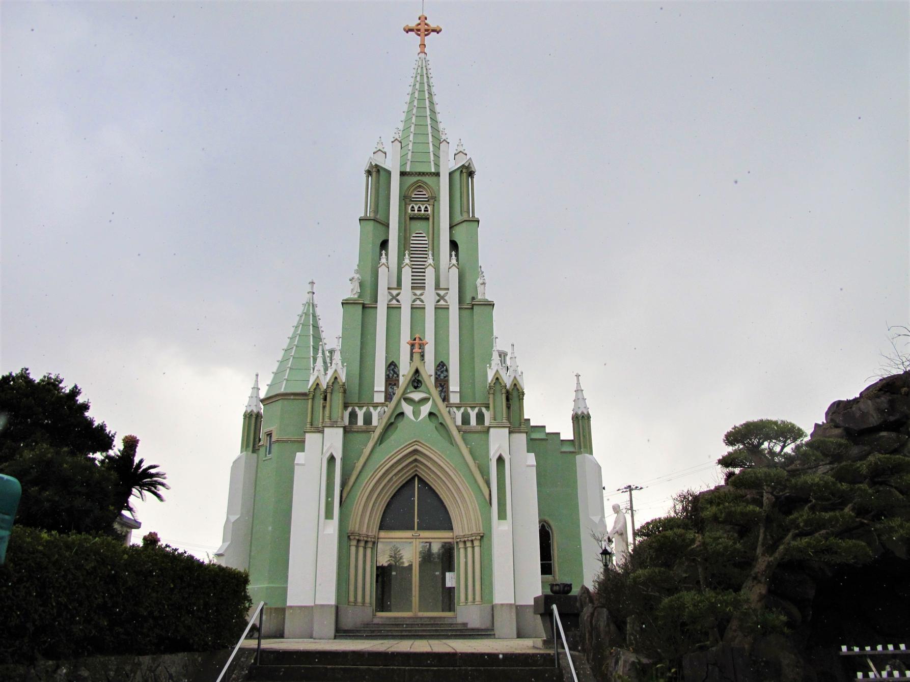 聖フランシスコ・ザビエル記念教会-1