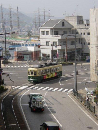 【1日目】石橋電停-1