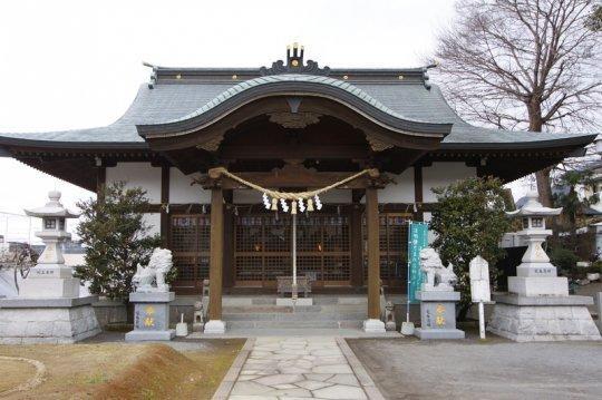 小浜神社(龍の天井絵)-1