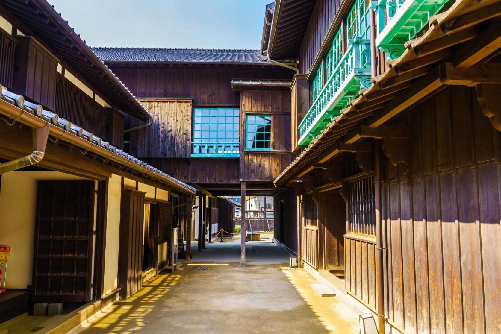海外交流の拠点として栄えてきた長崎の歴史-5