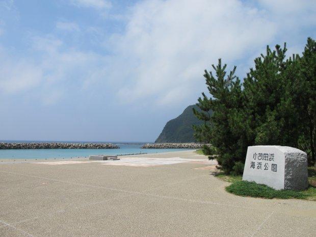 Spot1 小茂田浜-1