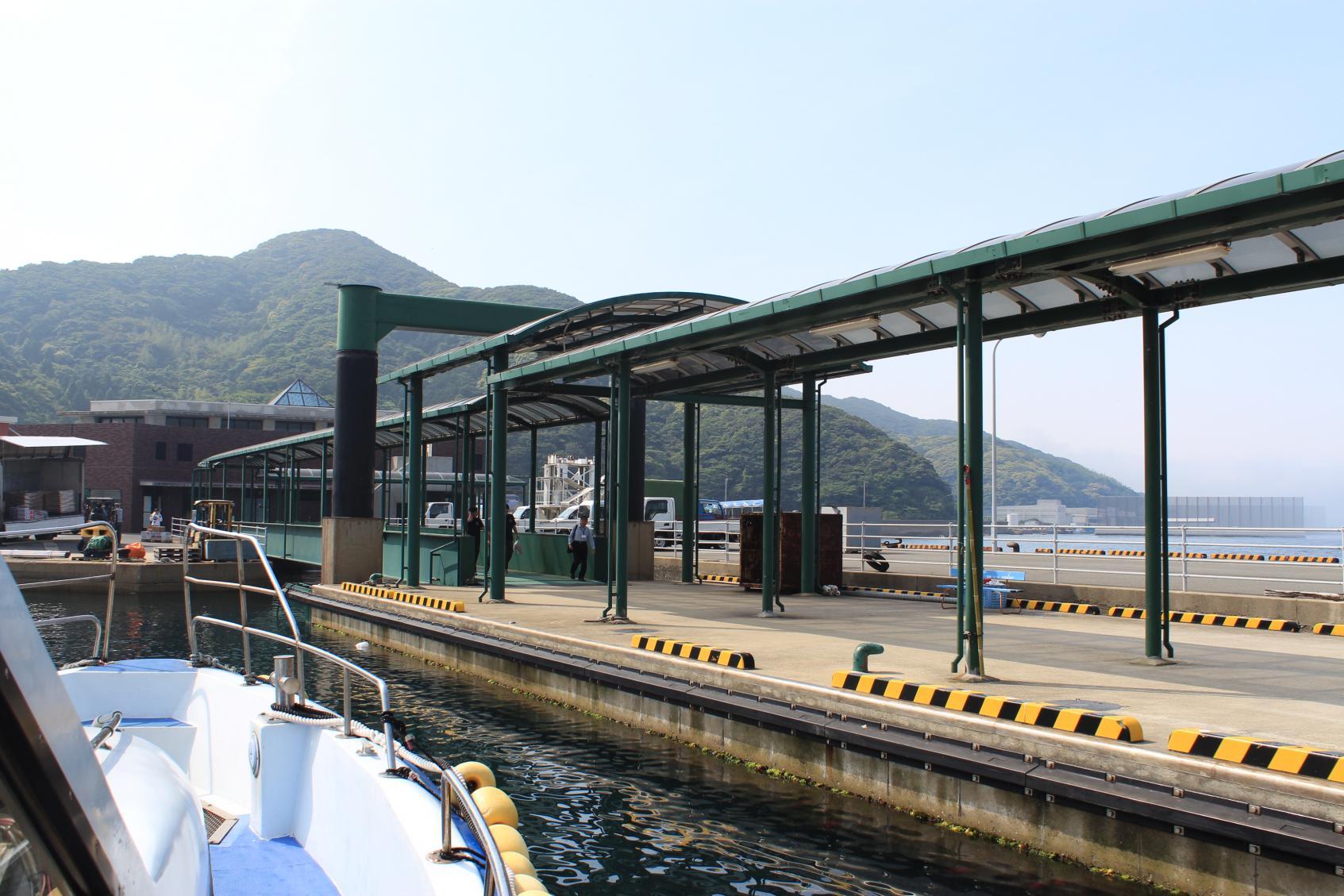 下五島観光の拠点・福江島へ! アクセスのご紹介-3