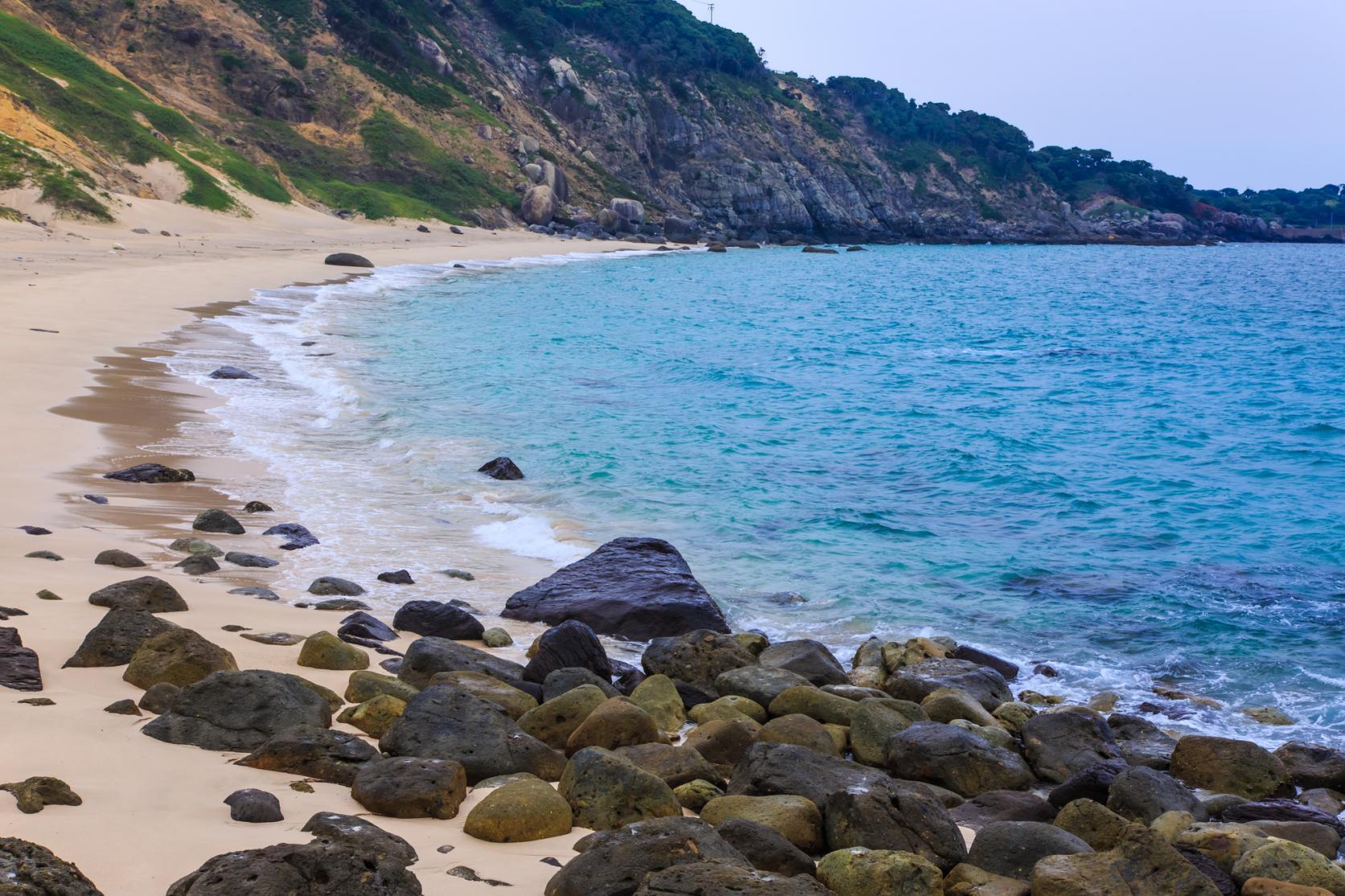 手つかずの自然が残る世界文化遺産の島 野崎島へ-3