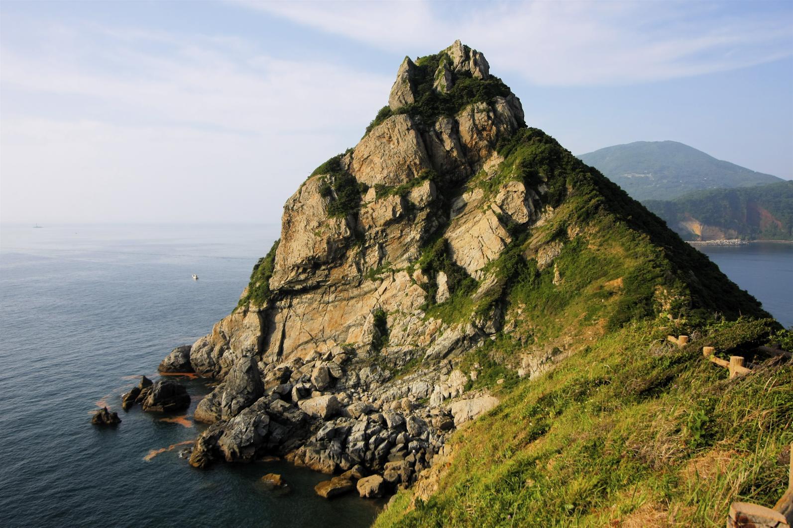 幻想的な景色に思わずうっとり。 上五島の絶景アイランドビュー!-2