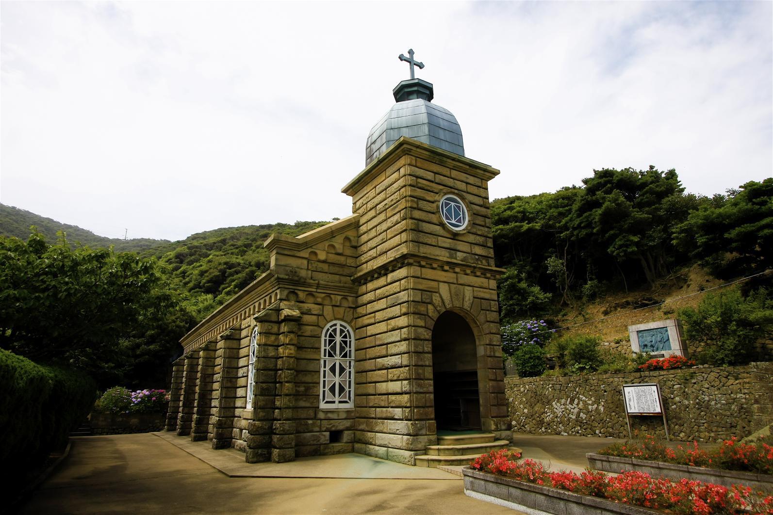 信仰が息づく島。 カトリック教会をめぐる旅へ-1