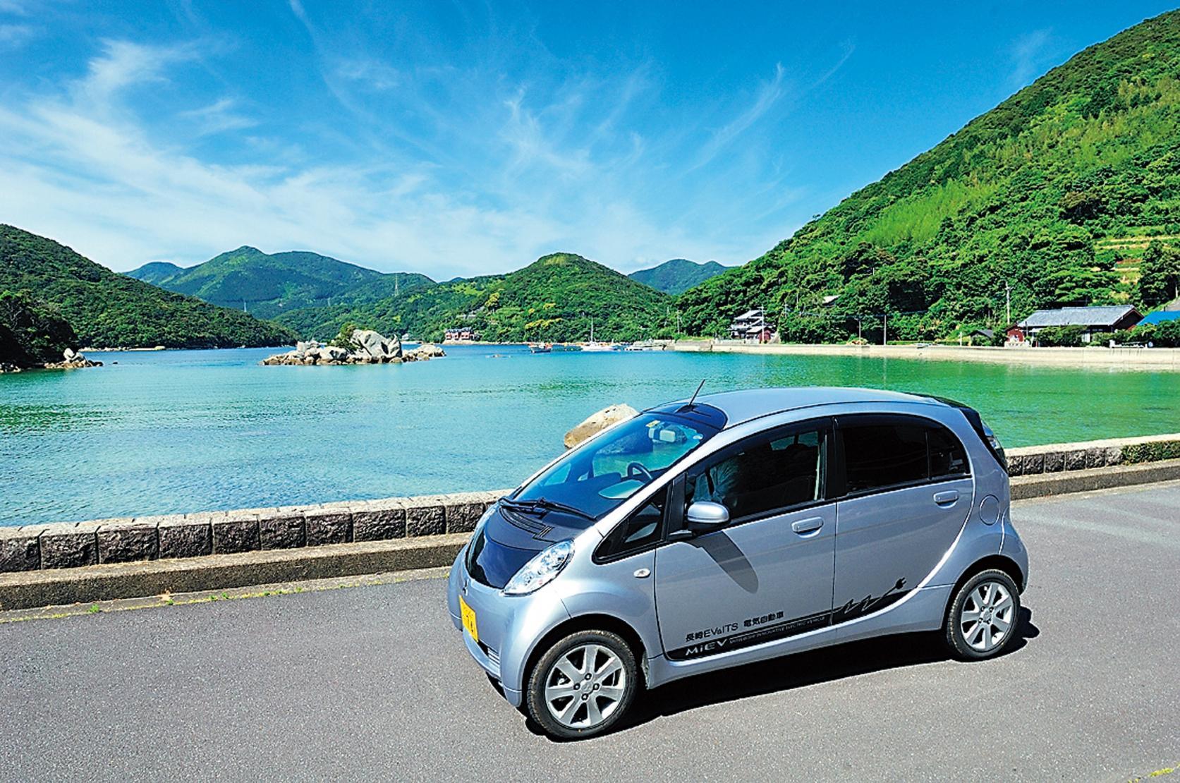 電気自動車で離島めぐり 上五島はレンタカーで回ろう-0