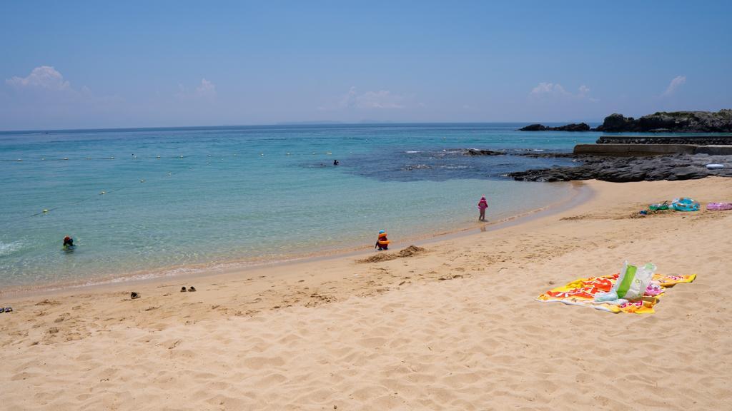 Nishikihama Swimming Beach-1