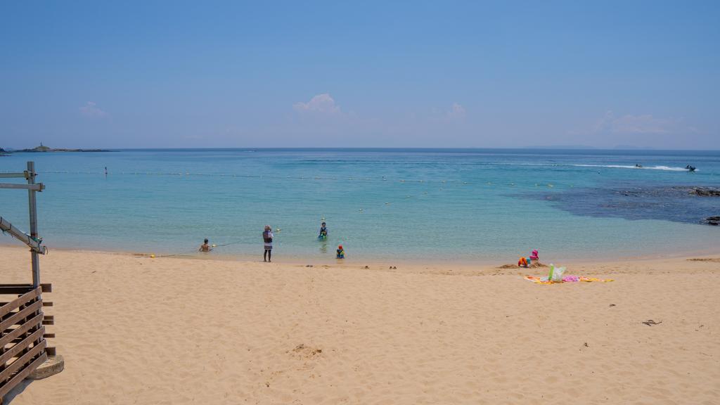 Nishikihama Swimming Beach-0