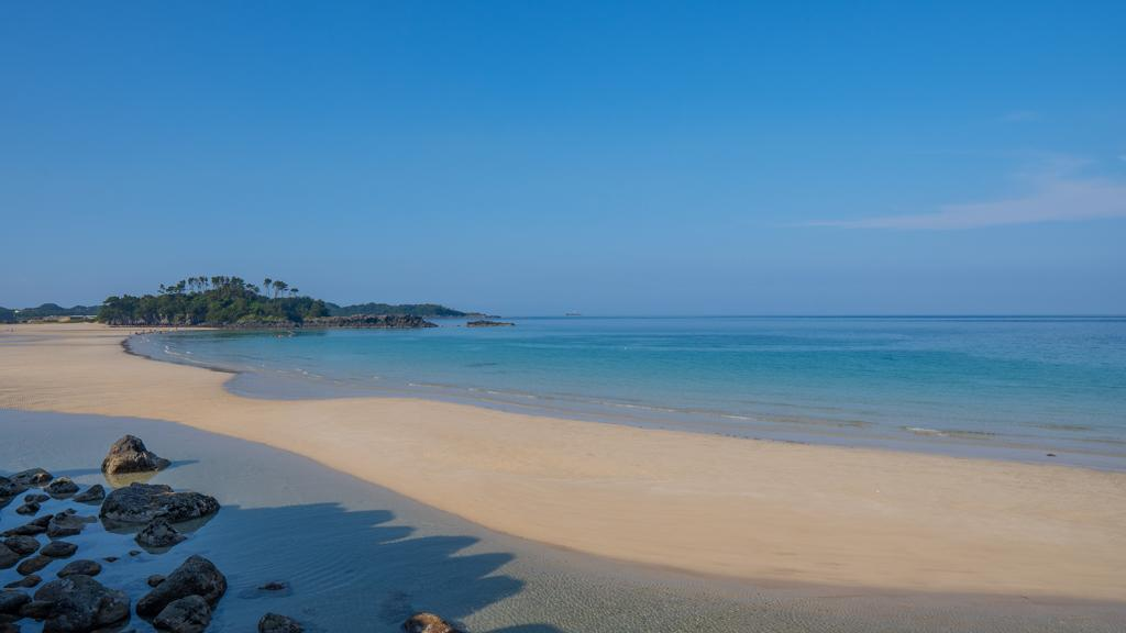 How to Enjoy Ohama Swimming Beach-0