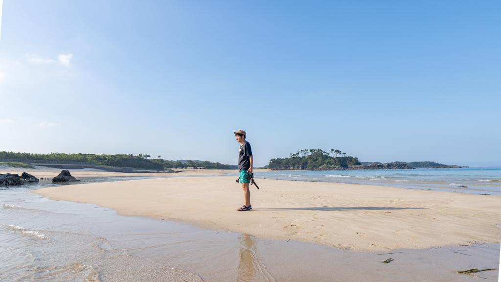 How to Enjoy Ohama Swimming Beach-2