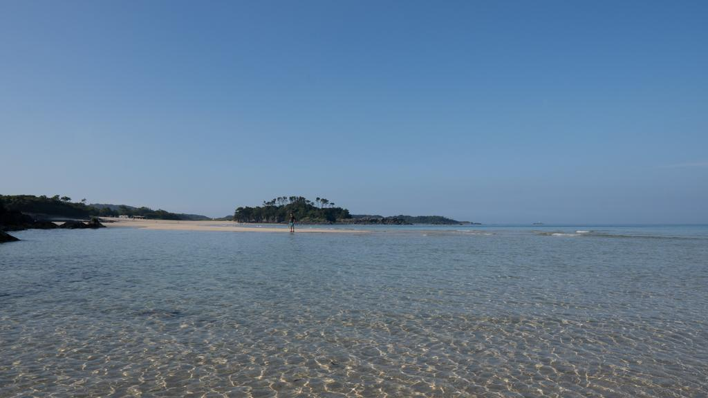 How to Enjoy Ohama Swimming Beach-1