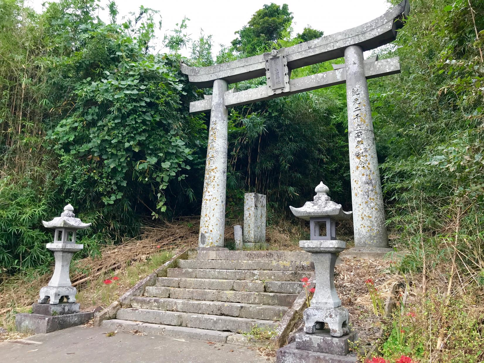 Amanotanagao Shrine: The Shrine with the Highest Status on Iki Shrine-0