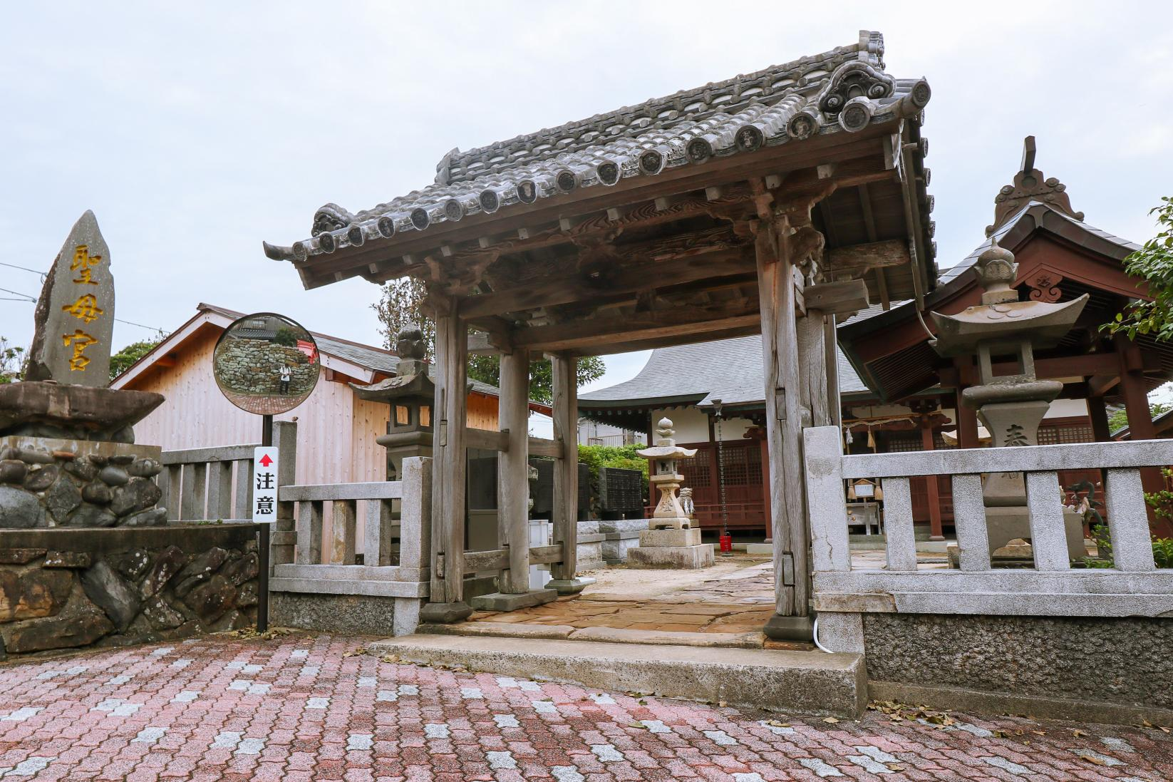 Shomo Shrine: A Shrine with a History of More Than 1,300 Years-0