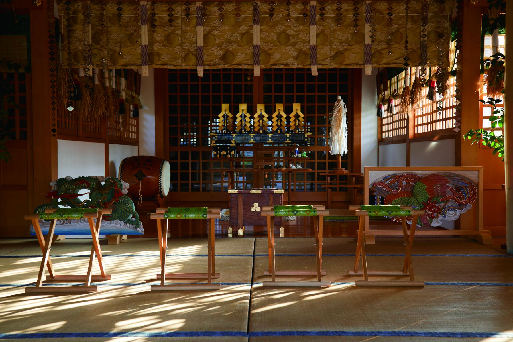Shomo Shrine: A Shrine with a History of More Than 1,300 Years-1