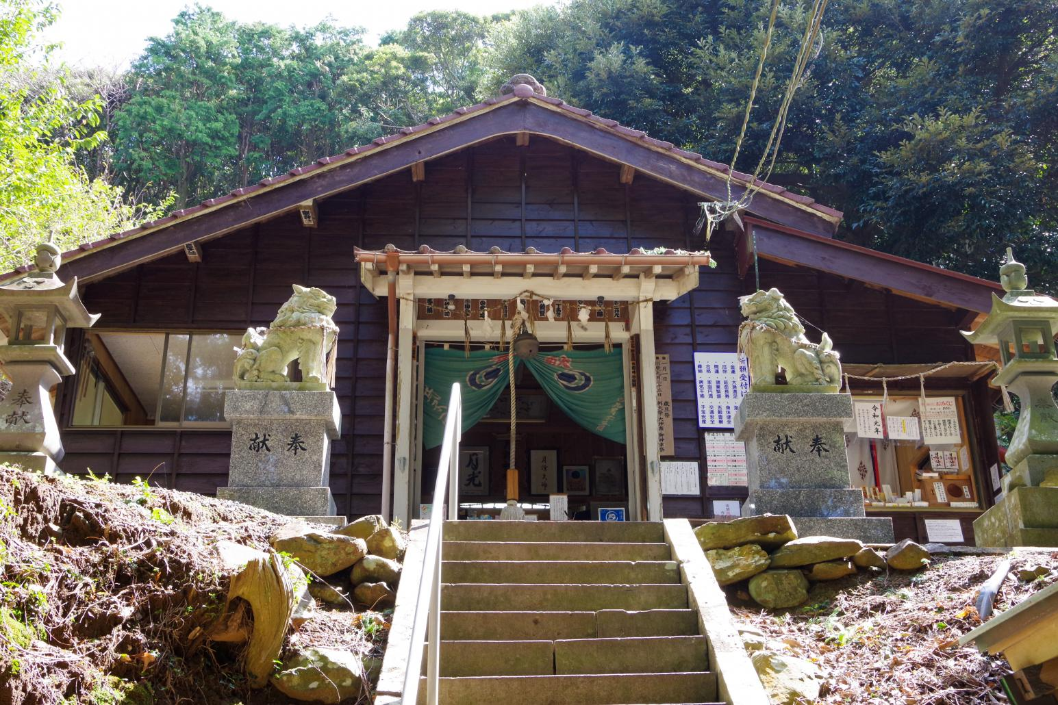 Tsukiyomi Shrine: Where You Can Feel the Power of the God of the Moon-1