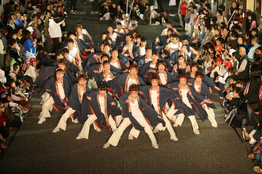 YOSAKOI 사세보 축제-0