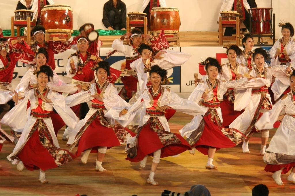 YOSAKOI 사세보 축제-2