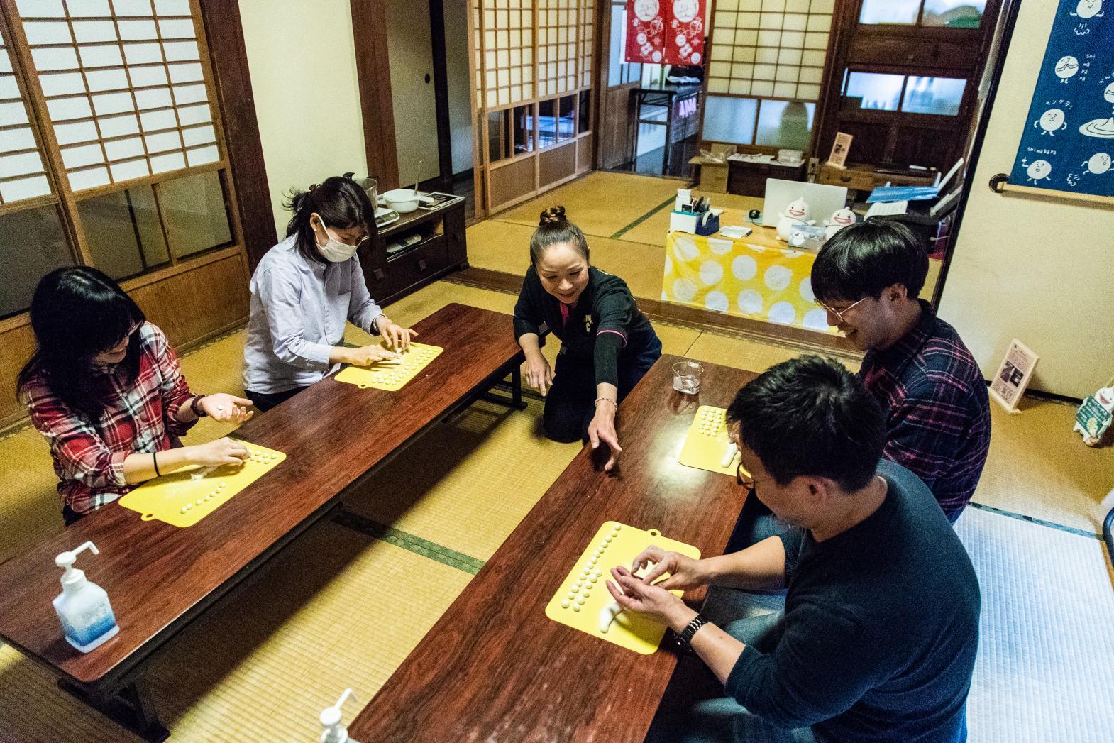 7. Making Kanzarashi-1
