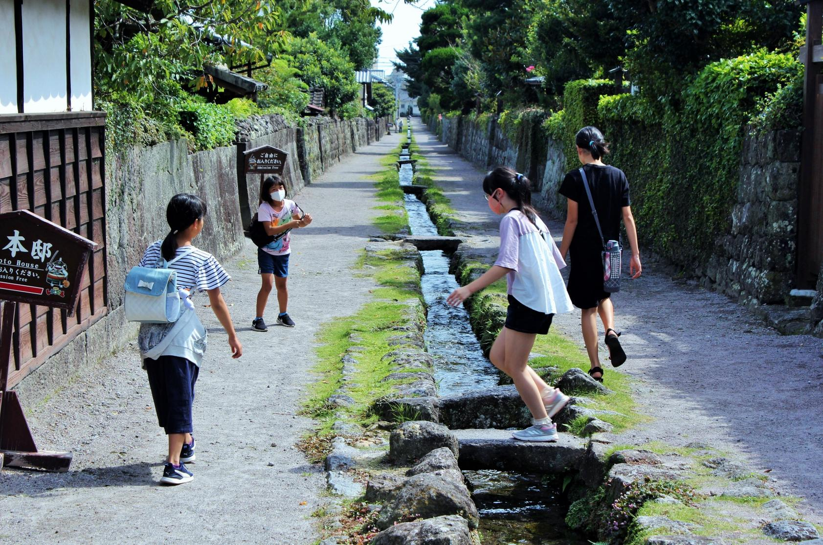 To Shimabara: Enjoy the Castle Town Blessed with Spring Water-8
