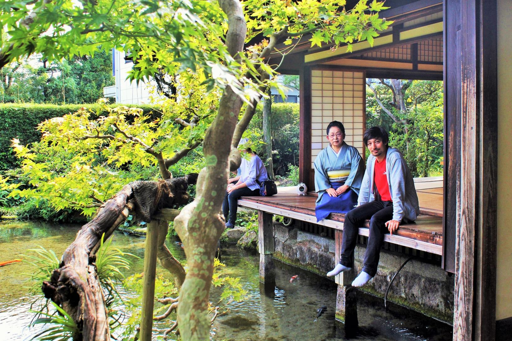 To Shimabara: Enjoy the Castle Town Blessed with Spring Water-7