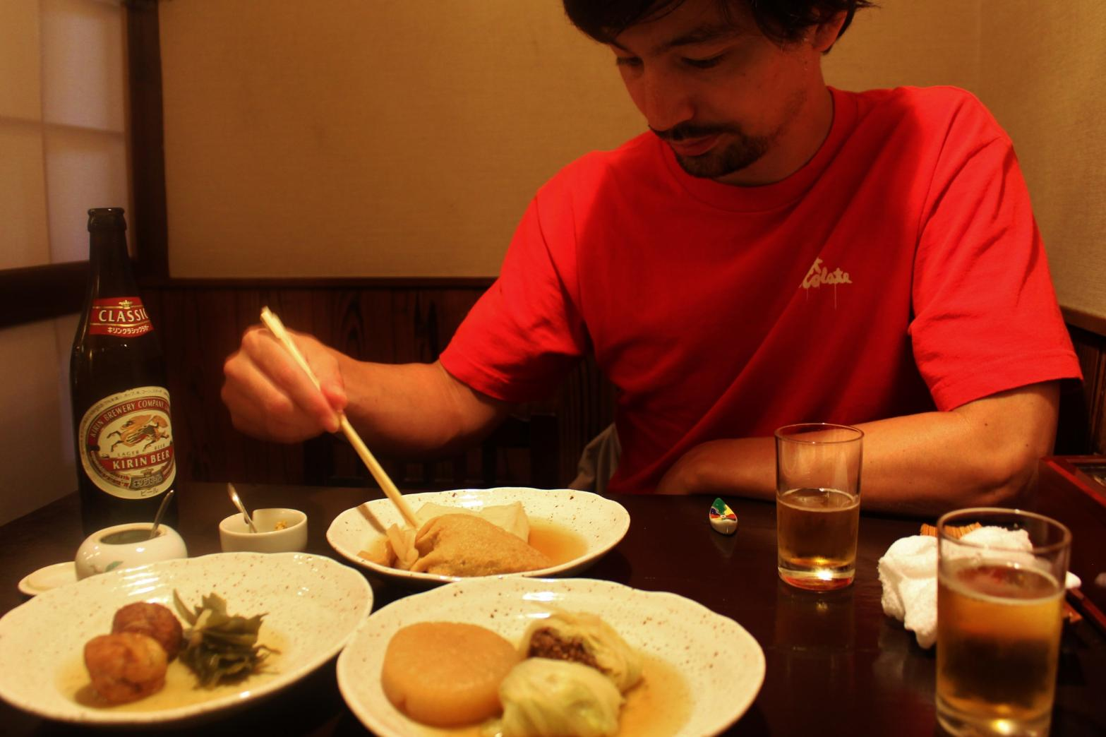 "Homemade Japanese ""Oden"" at a Long-established Restaurant-2"