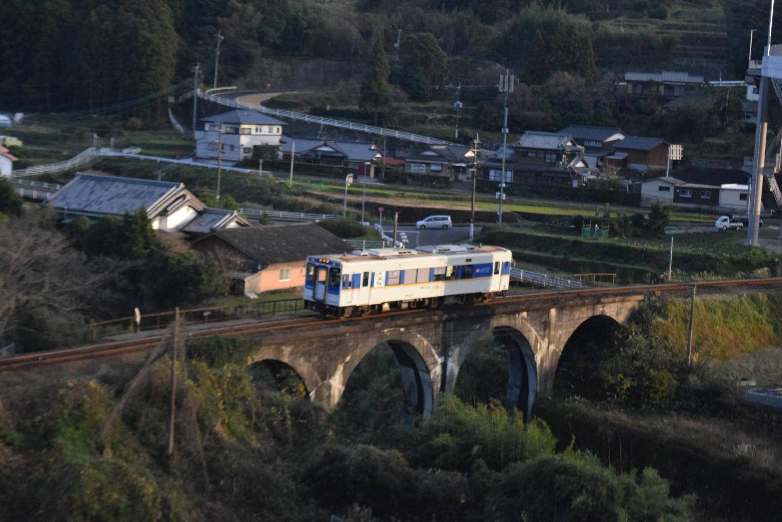 Matsuura Railway: Feel and Take in the Unadorned Landscapes-7