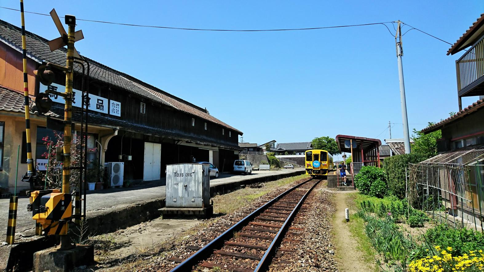 Shimabara Railway: A Train Ride with Spectacular Views-6