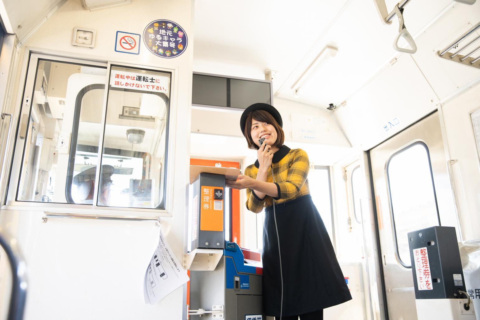 島原鐵道:乘著CAFE TRAIN享受島原半島美景-2