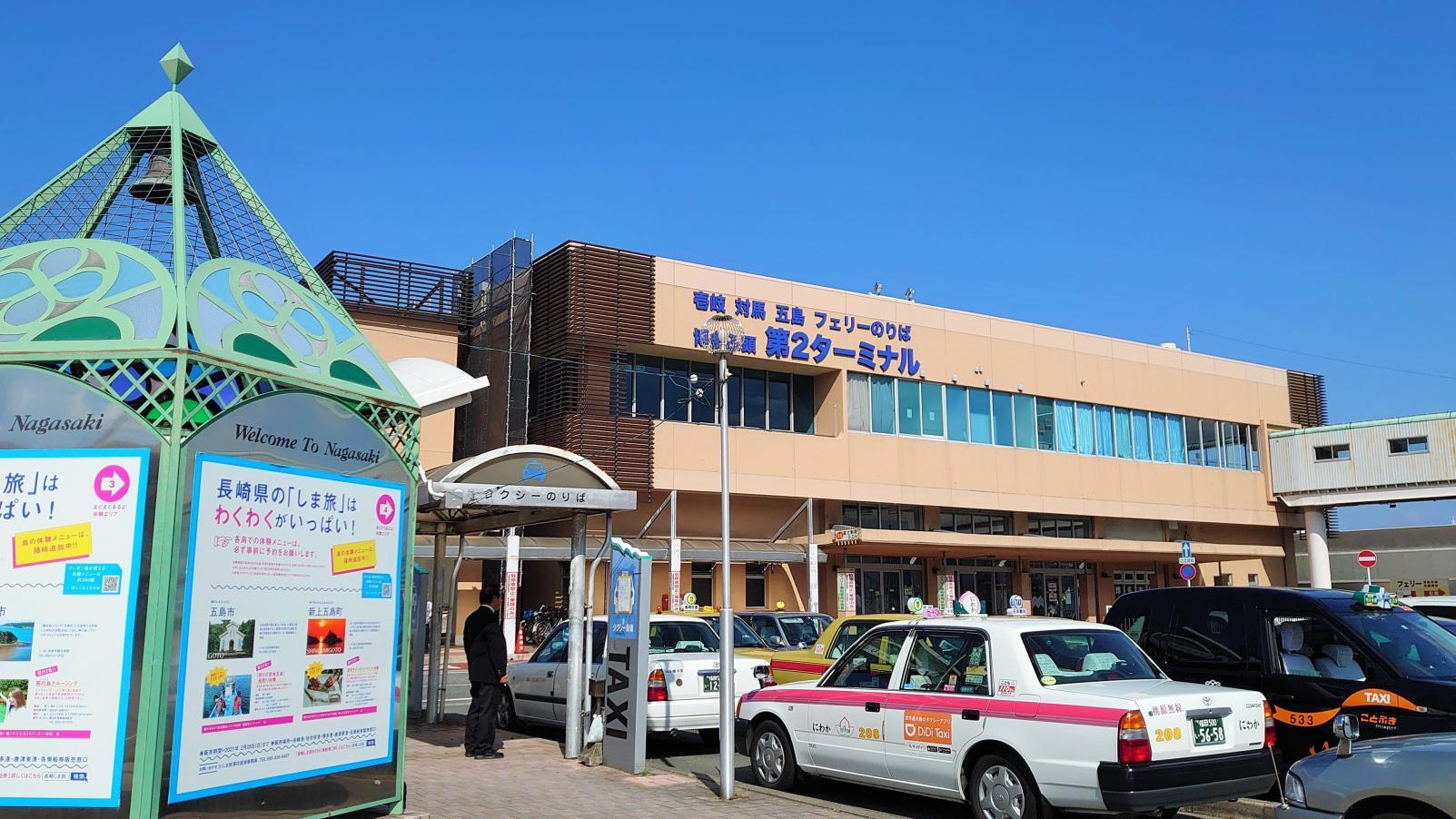 From Hakata Port (Fukuoka City)-3