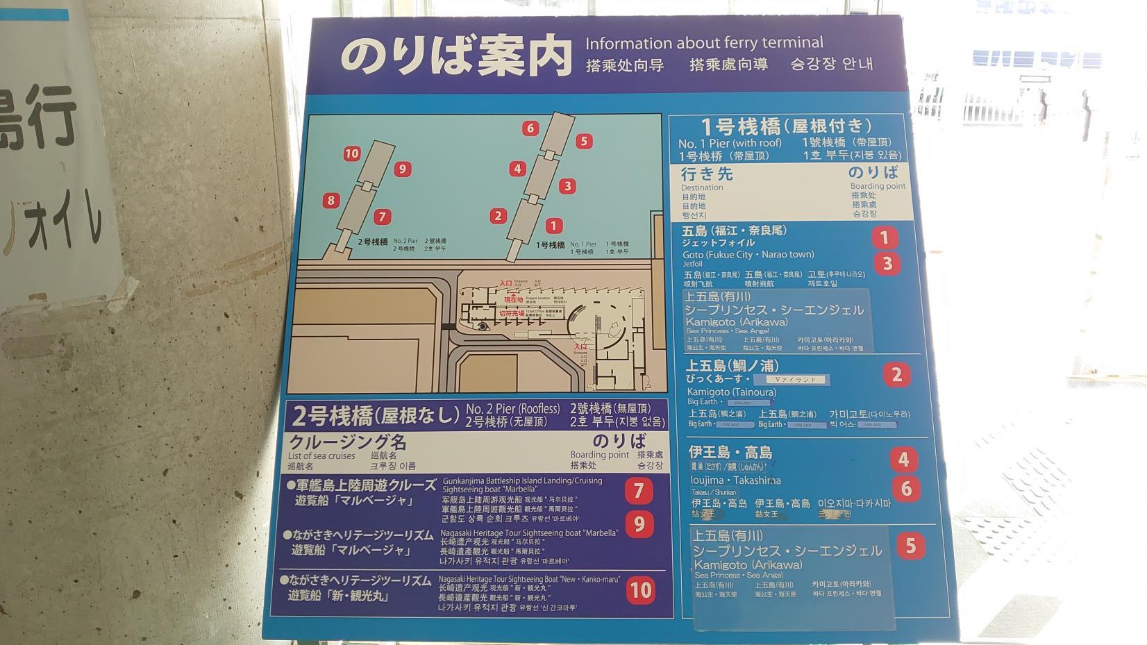 From Nagasaki Port-7