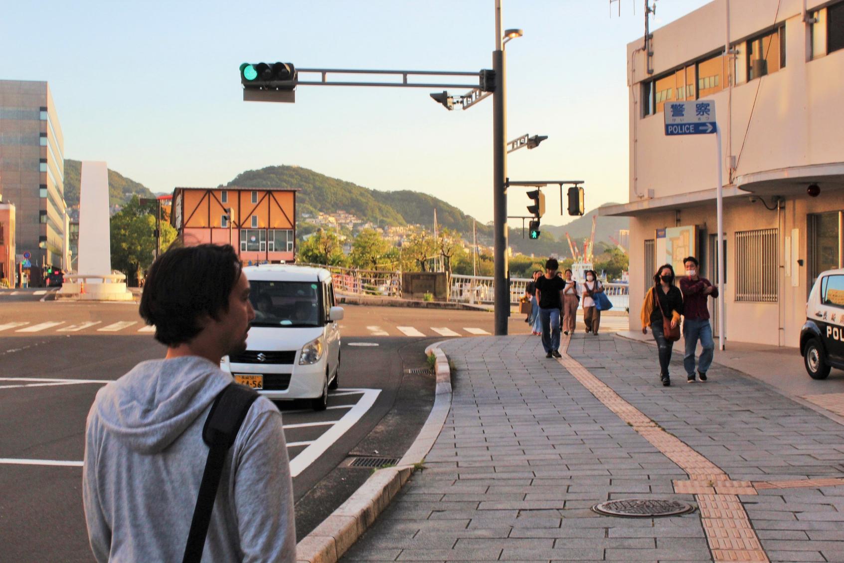From Nagasaki Port-3