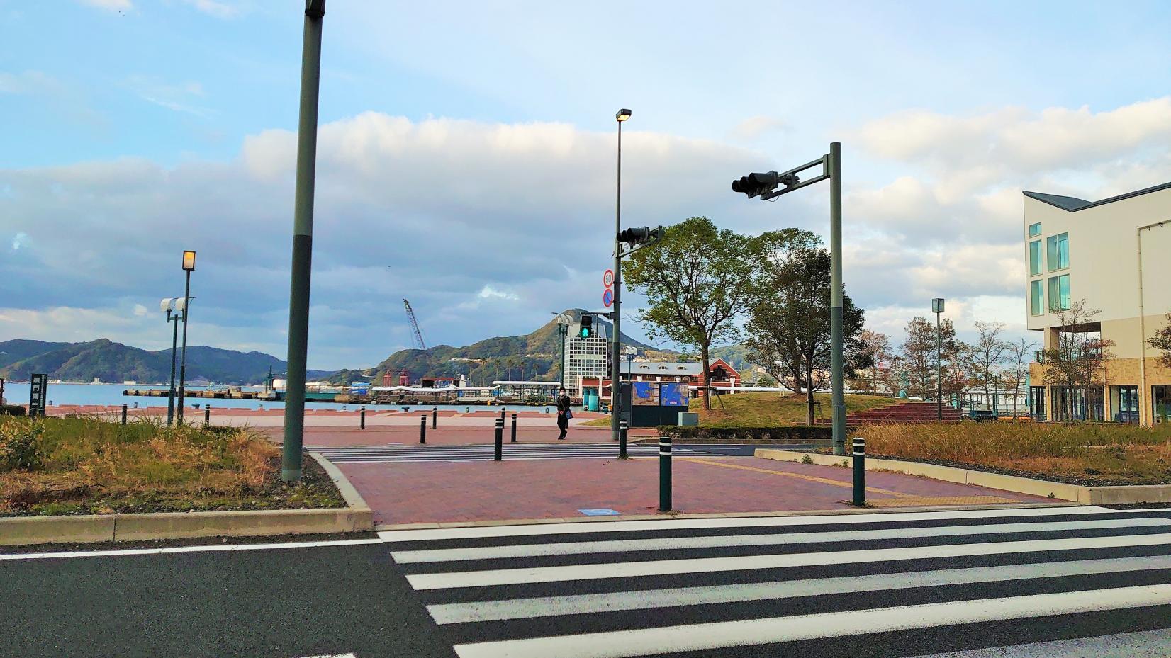 From Sasebo Port-2