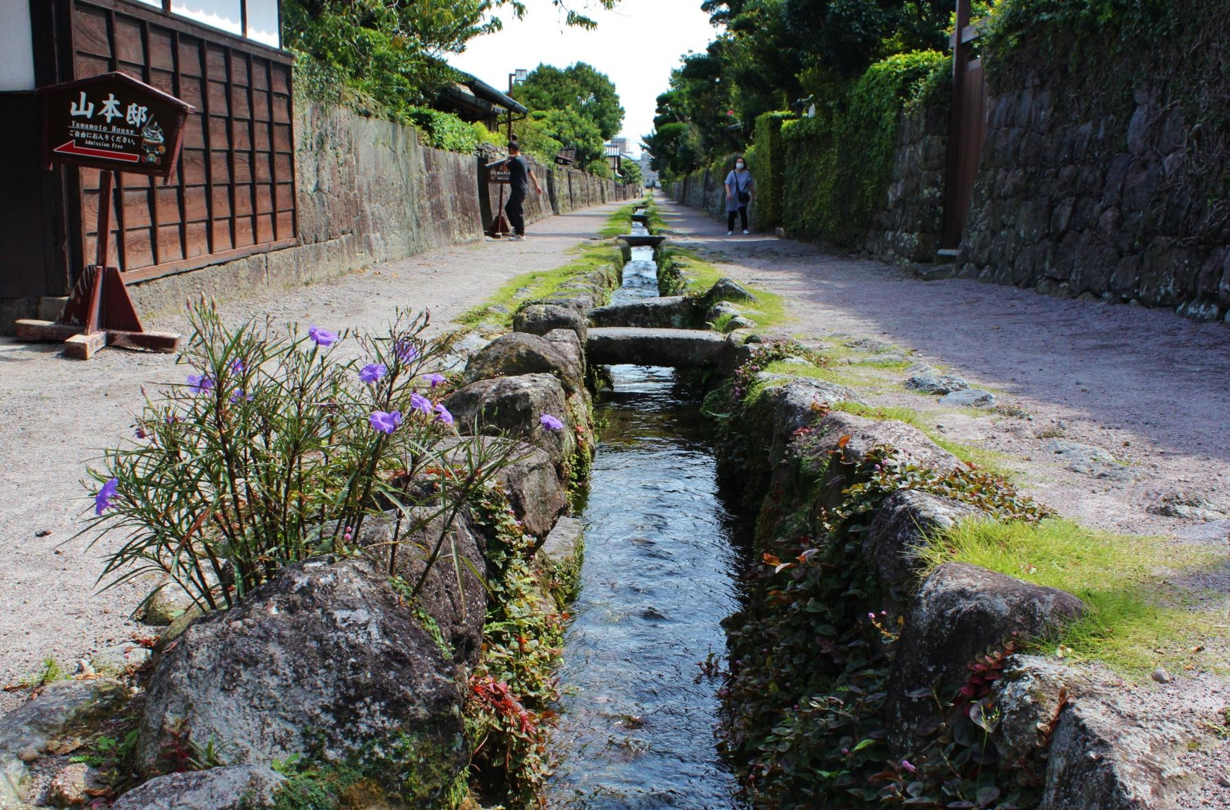 Shimabara: A Castle Town and the City of Swimming Carps-4