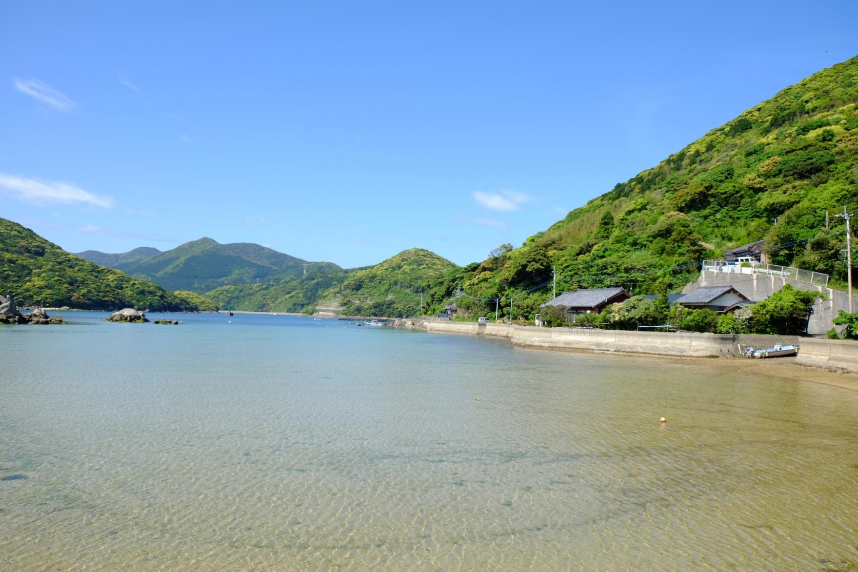 五岛列岛:轻松享受专属的自行车之旅-4