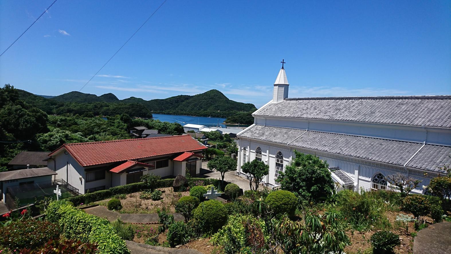 五岛列岛:轻松享受专属的自行车之旅-1